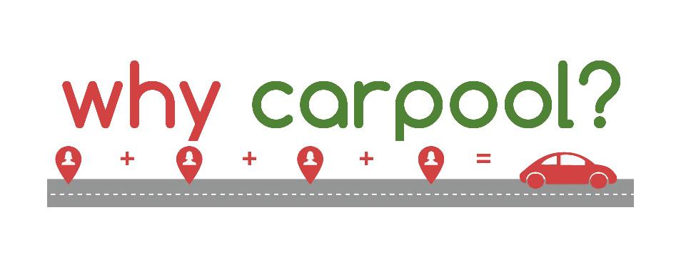 Tómale el peso al carpooling